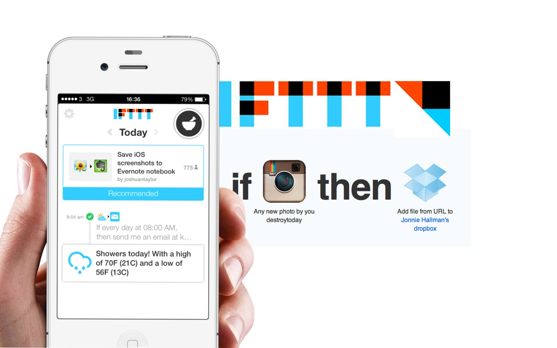 pay per call ifttt