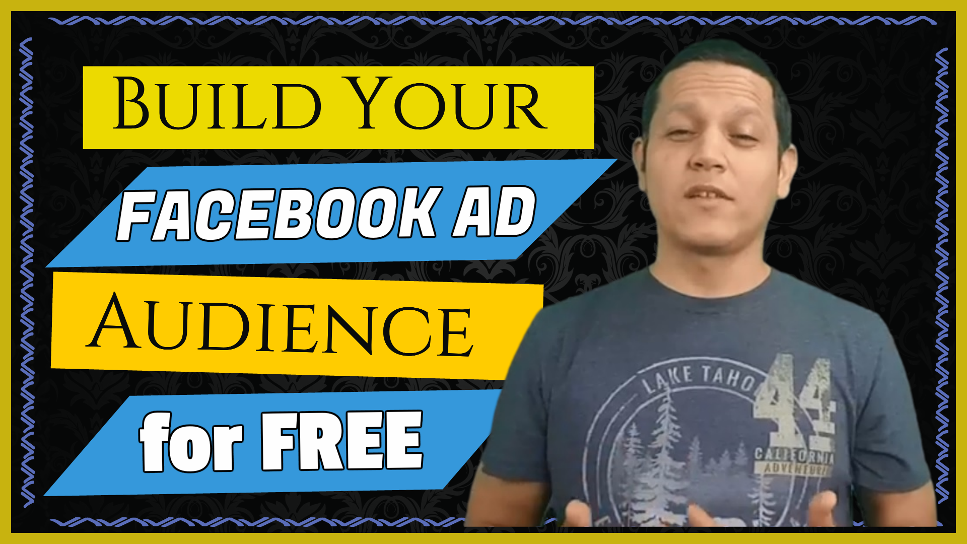 Low Cost Facebook Ads Using Organic Traffic First